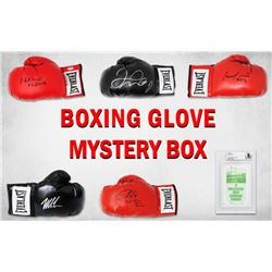 Schwartz Sports Boxing Superstar Signed Mystery Boxing Glove - Series 2 (Limited to 100)