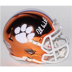 Deshaun Watson Signed Clemson Tigers Chrome Speed Mini-Helmet (Beckett COA)