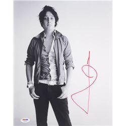 """Julian Casablancas Signed """"The Strokes"""" 11x14 Photo (PSA COA)"""