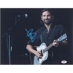 "Bradley Cooper Signed ""A Star Is Born"" 11x14 Photo (PSA COA)"