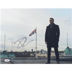 "Daniel Craig Signed ""Skyfall"" 11x14 Photo (PSA COA)"