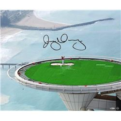 """Rory McIlroy Signed """"Top of the Tower"""" 20x24 Photo (UDA COA)"""