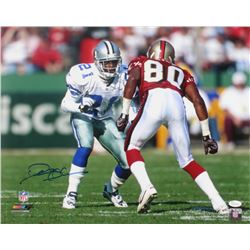 Deion Sanders Signed Dallas Cowboys 16x20 Photo (JSA COA)