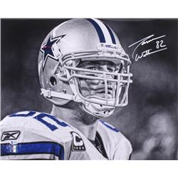 Jason Witten Signed Dallas Cowboys 16x20 Photo (Beckett COA  Witten Hologram)