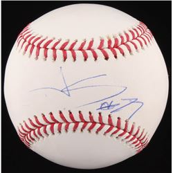 Juan Soto Signed OML Baseball (JSA COA)