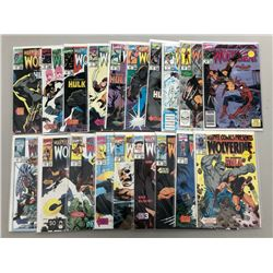 Lot of (37) 1990-1991 Marvel Presents Comic Books with Issues #48-#50, #54-#79,  #85-#92