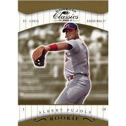2001 Donruss Classics #108 Albert Pujols SP RC