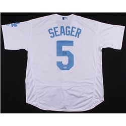 Corey Seager Signed Los Angeles Dodgers Jersey (PSA COA)
