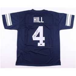 Taysom Hill Signed Jersey (Radtke COA)