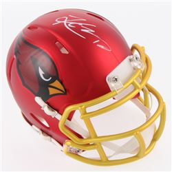 Kyler Murray Signed Arizona Cardinals Blaze Speed Mini Helmet (JSA Hologram)