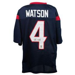 Deshaun Watson Signed Jersey (JSA COA  Watson Hologram)