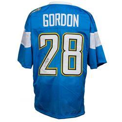 Melvin Gordon Signed Jersey (JSA COA)