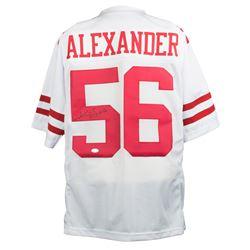 Kwon Alexander Signed Jersey (JSA COA)