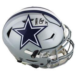 Amari Cooper Signed Dallas Cowboys Full-Size Authentic On-Field SpeedFlex Helmet (PROVA COA)