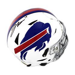 Josh Allen Signed Buffalo Bills Full-Size Authentic On-Field SpeedFlex Helmet (Beckett COA)