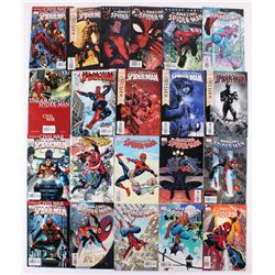 """Lot of (21) 2002-2006 Marvel """"Amazing Spider-Man"""" Comic Books with Issues #478, 480, 481, 489, 491"""