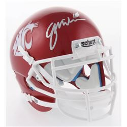 Gardner Minshew Signed Washington State Cougars Mini Helmet (JSA COA)
