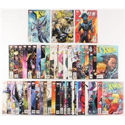 Lot of (50) 1996-2005 X-Men Marvel Comic Books