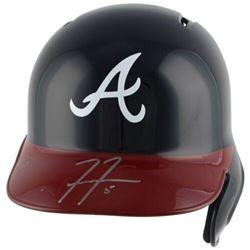 Freddie Freeman Signed Atlanta Braves Full-Size Batting Helmet (Fanatics Hologram)