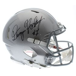 Dwayne Haskins Signed Ohio State Buckeyes Full-Size Speed Helmet (Sports Collectibles Hologram)