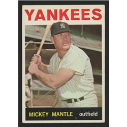 1964 Topps #50 Mickey Mantle
