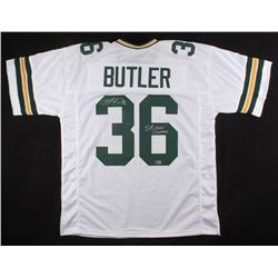 """LeRoy Butler Signed Jersey Inscribed """"SB XXXI Champs"""" (PA COA)"""