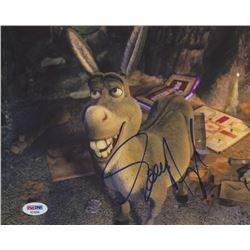 "Eddie Murphy Signed ""Shrek"" 8x10 Photo (PSA Hologram)"