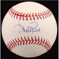 Aaron Boone Signed OML Baseball (PSA Hologram)