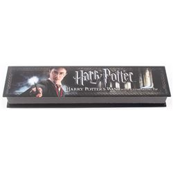 "Daniel Radcliffe Signed ""Harry Potter"" Illuminating Tip Wand (PSA COA)"