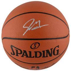 Jamal Murray Signed NBA Basketball (Fanatics Hologram)