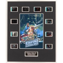 """""""Star Wars: Episode V – The Empire Strikes Back"""" LE 8x10 Custom Matted Original Film Cell Display"""