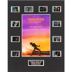 """Bohemian Rhapsody"" LE 8x10 Custom Matted Original Film / Movie Cell Display"