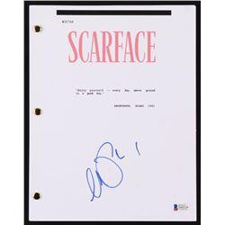 "Al Pacino Signed ""Scarface"" Movie Script (Beckett COA)"