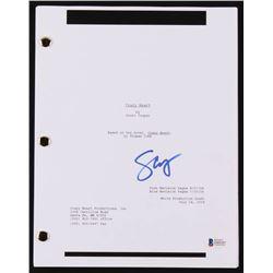 "Scott Cooper Signed ""Crazy Heart"" Movie Script (Beckett Hologram)"