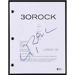 """Alec Baldwin Signed """"30 Rock"""" Pilot Script (Beckett COA)"""