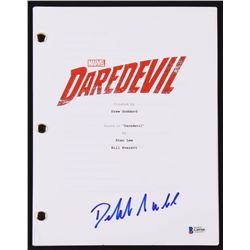 "Deborah Ann Woll Signed ""Daredevil"" Pilot Episode Script (Beckett COA)"