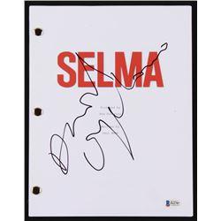 "David Oyelowo Signed ""Selma"" Movie Script (Beckett COA)"
