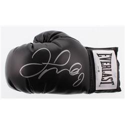 Floyd Mayweather Jr. Signed Everlast Boxing Glove (Fanatics Hologram)