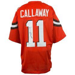 Antonio Callaway Signed Jersey (JSA COA)