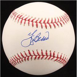 Yogi Berra Signed OML Baseball (Steiner COA)