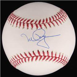 Mark McGwire Signed OML Baseball (Steiner COA  MLB Hologram)