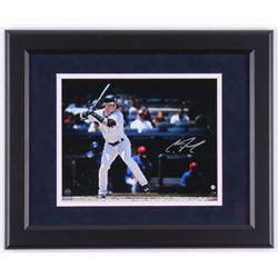 Clint Frazier Signed New York Yankees 13x16 Custom Framed Photo Display (Steiner COA)