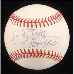 "Jim Palmer Signed OAL Baseball Inscribed ""HOF 1990"" (Beckett COA)"