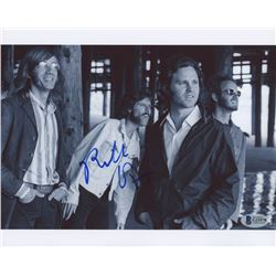 "Robby Krieger Signed ""The Doors"" 8x10 Photo (Beckett COA)"