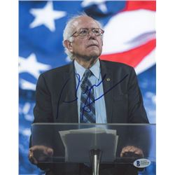 Bernie Sanders Signed 8x10 Photo (Beckett COA)