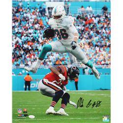 Mike Gesicki Signed Miami Dolphins 16x20 Photo (JSA COA)