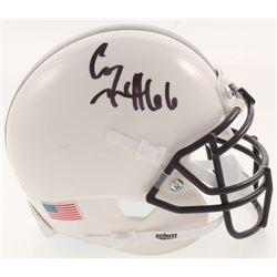 Connor McGovern Signed Penn State Nittany Lions Mini Helmet (JSA COA)