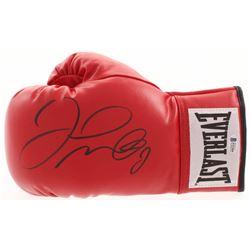 Floyd Mayweather Jr. Signed Everlast Boxing Glove (Beckett COA)