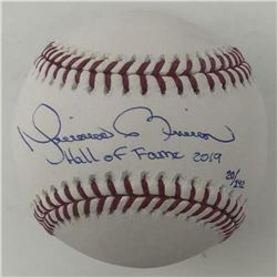 """Mariano Rivera Signed Limited Edition OML Baseball Inscribed """"Hall of Fame 2019"""" (Steiner COA)"""