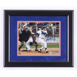 Art Shamsky Signed New York Mets 13x16 Custom Framed Photo Display (Steiner COA  MLB Hologram)